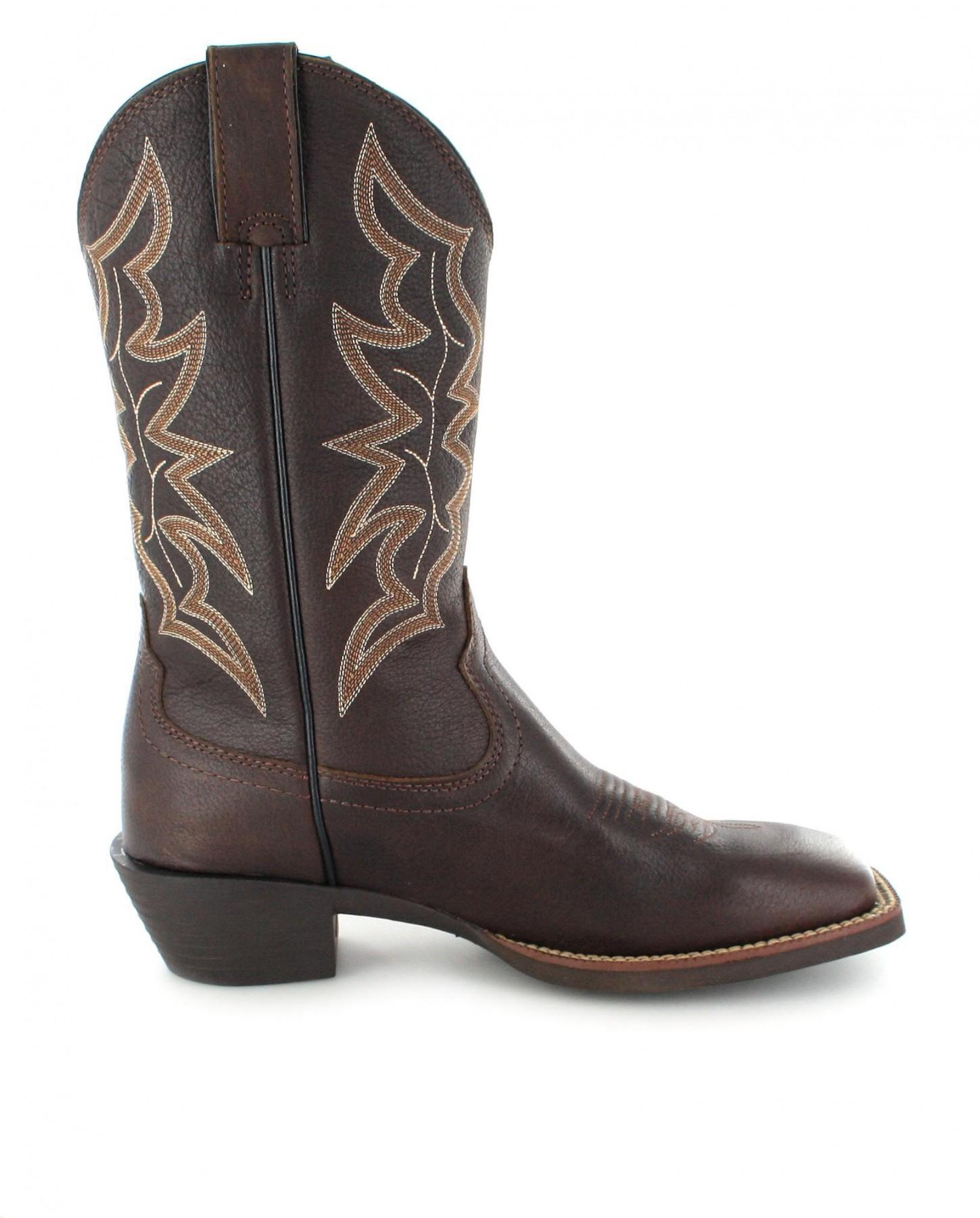 justin boots 2568 herren westernreitstiefel braun fashion boots. Black Bedroom Furniture Sets. Home Design Ideas